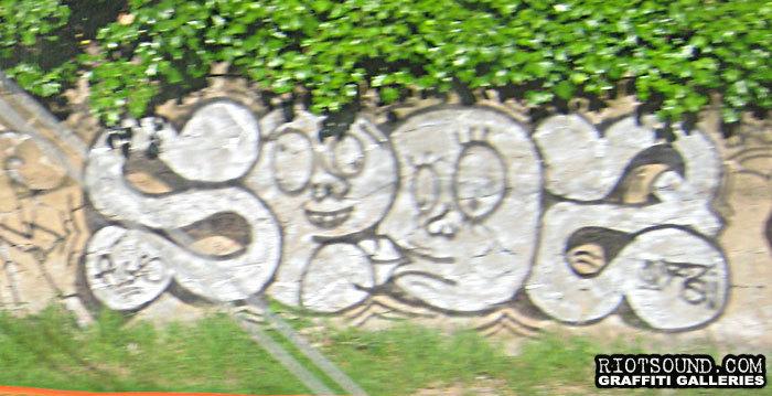 Outdoor Street Art