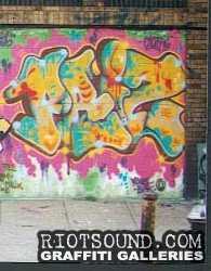 PRIZ NYC Graffiti