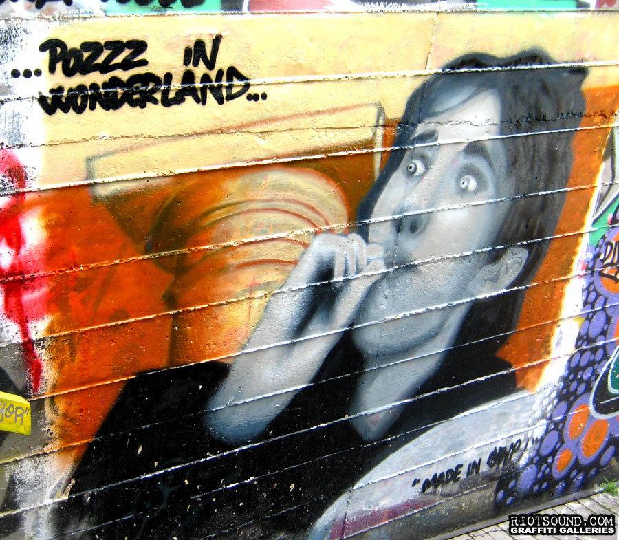 Pozzz In Wonderland