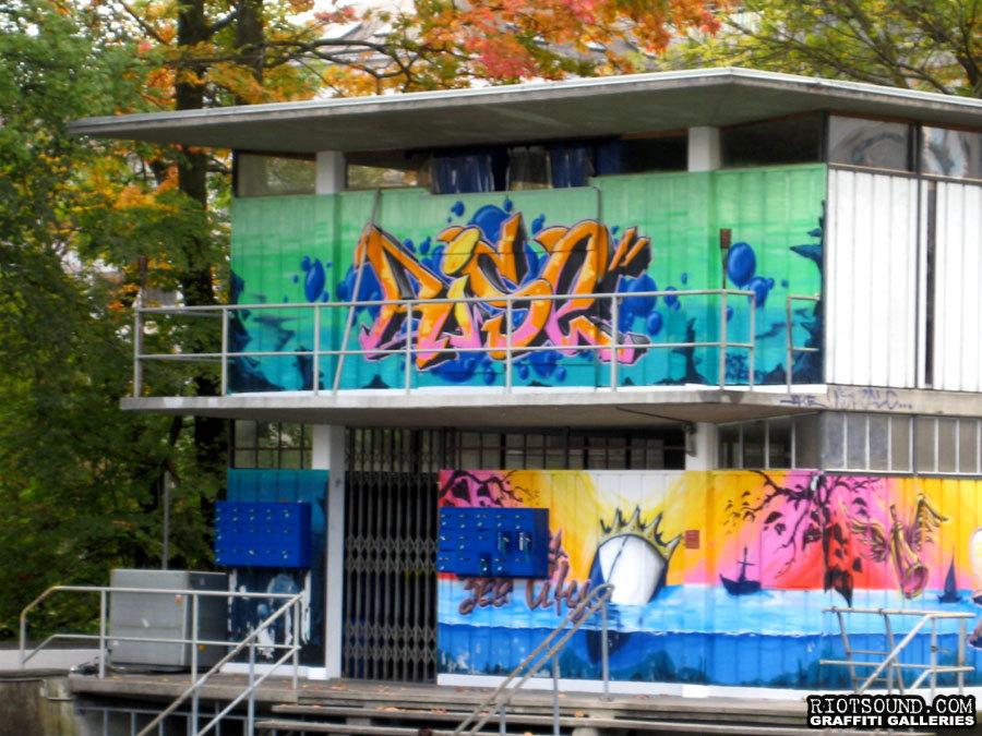Rise Graffiti