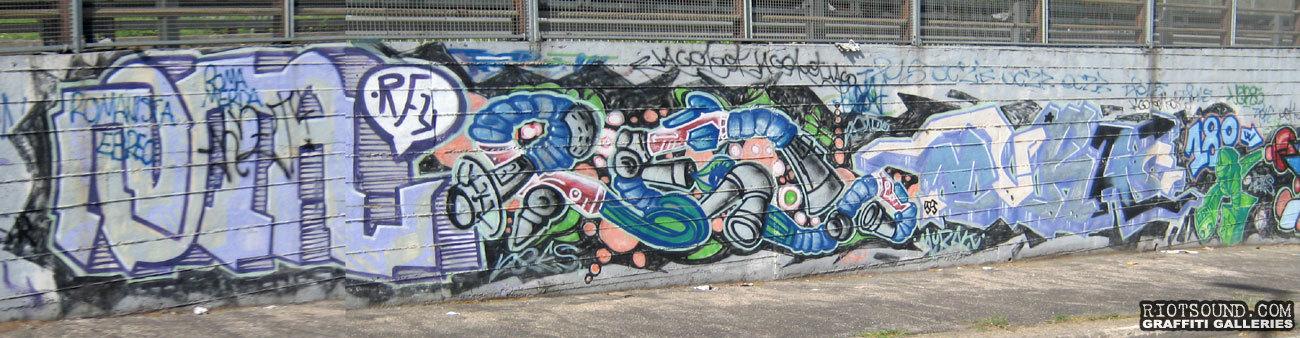 Roadside Art In Italy