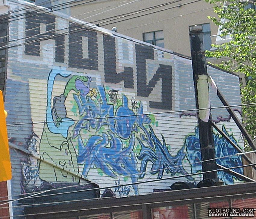 Rooftop Urban Art