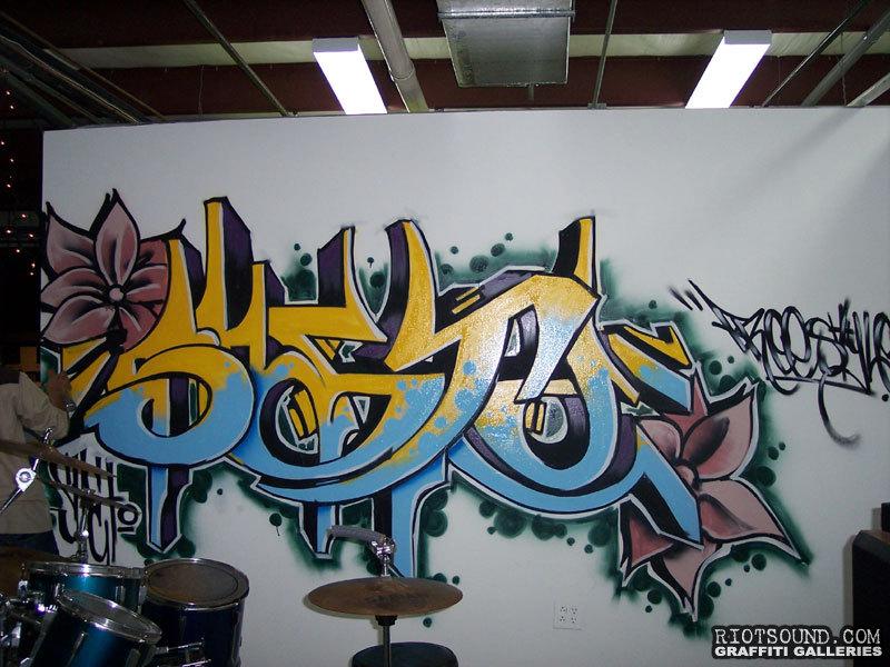 SHET Aerosol Art