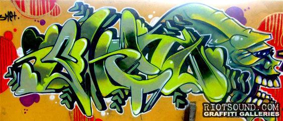 SHET Aerosol Artwork