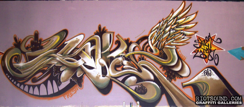 SHET Graff Piece