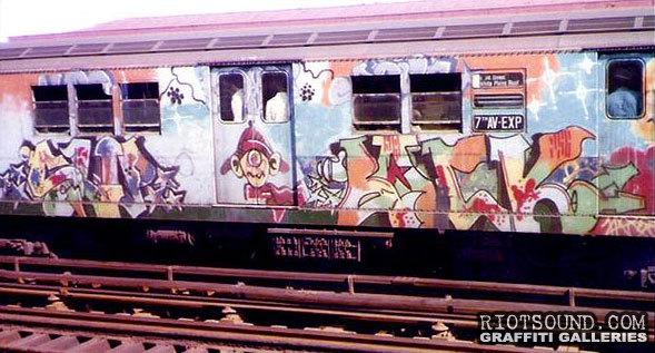 SLIP BACK Whole Train Car