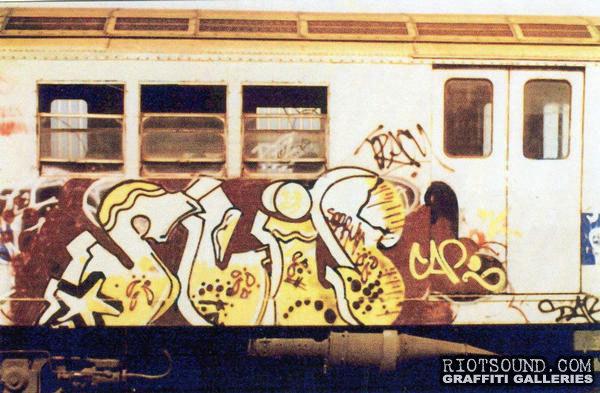 SLIP Graff Piece