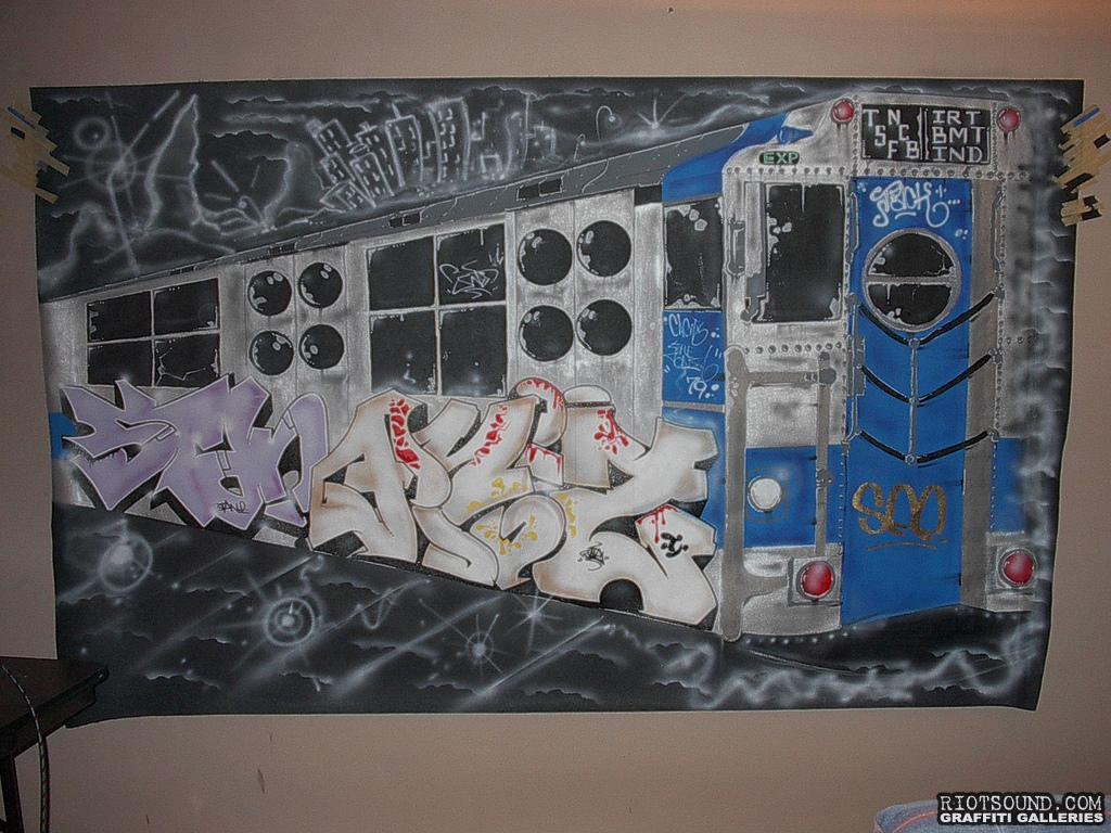 Subway_Art_On_Canvas