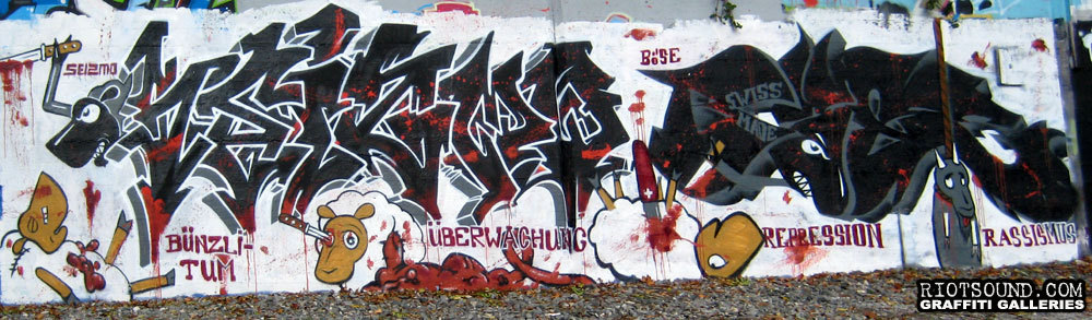 Swiss Made Graffiti