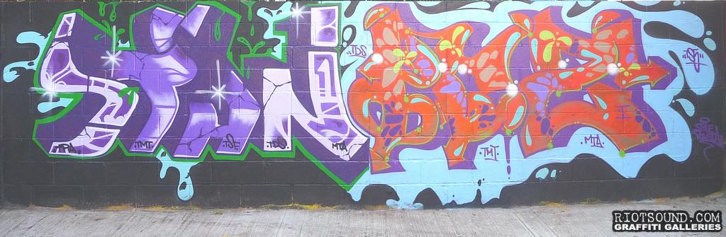 TDS Graffiti