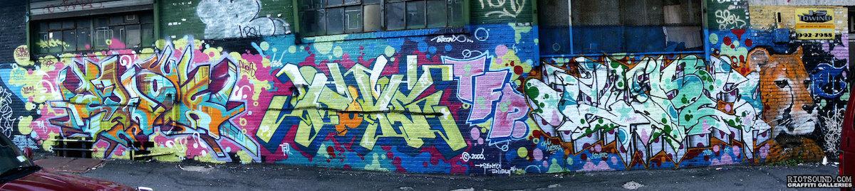 TFP Graffiti Bronx