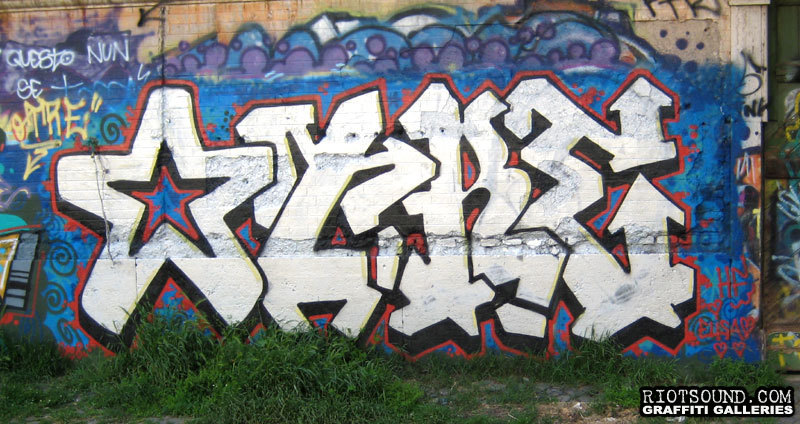 TRE Graffiti Roma