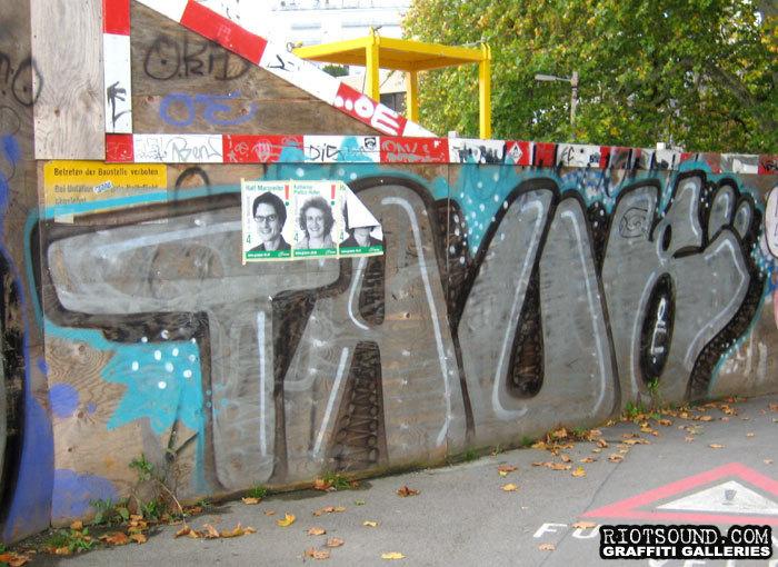 Taub Graffiti