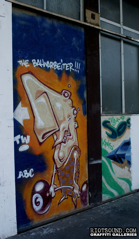 The Bahnarbeiter