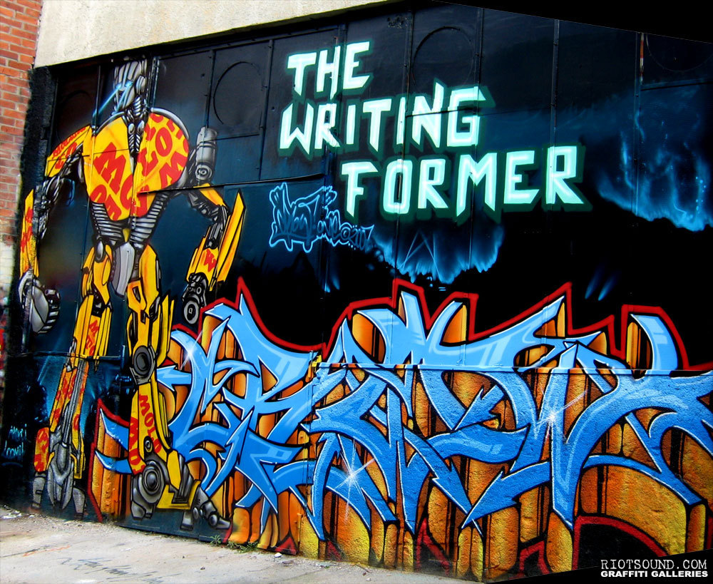The Writing Former
