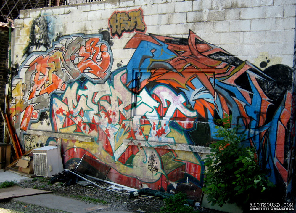 Toronto Graffiti Art
