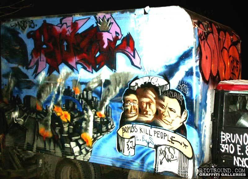 Truck Graffiti 11