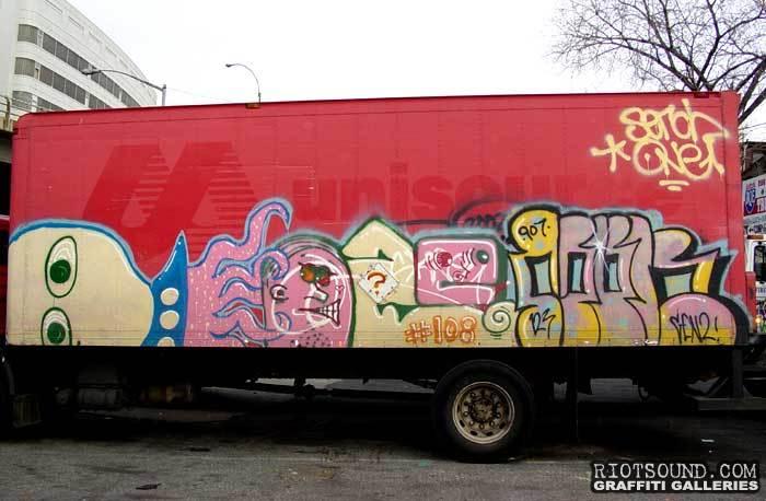 Ufo Truck