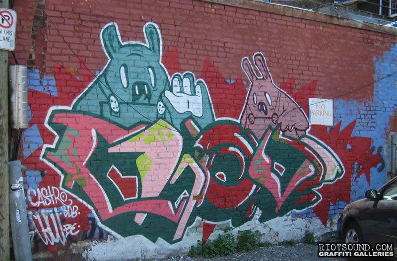 Urban Art Piece
