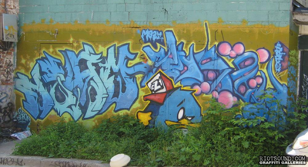 Wildstyle Urban Art