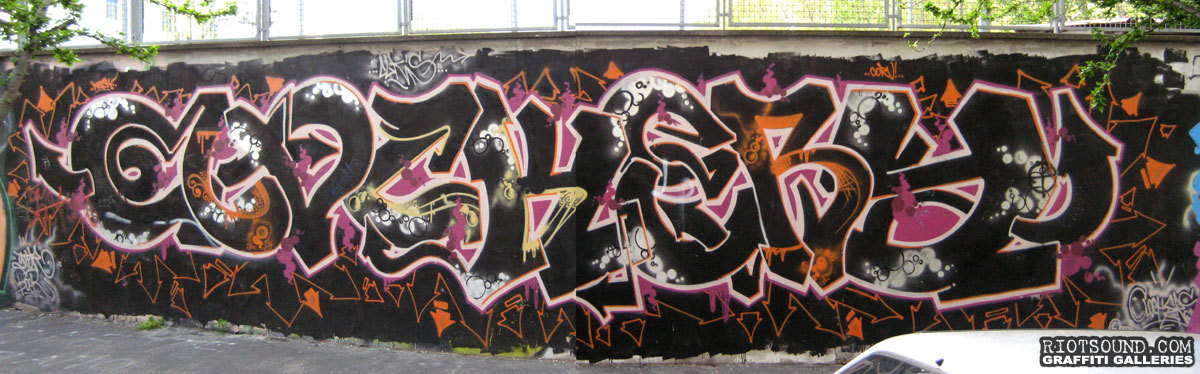 Wildstyle Wall Italy
