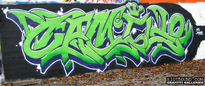 Zurich Switzerland Graffi