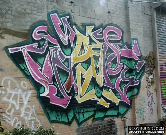 burner Graffiti124