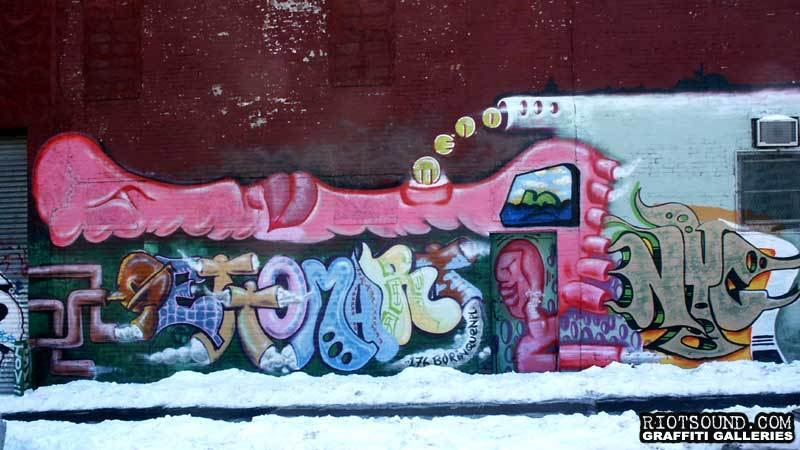 cfree5 Graffiti56