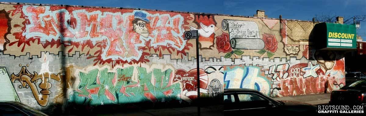 rip Graffiti87