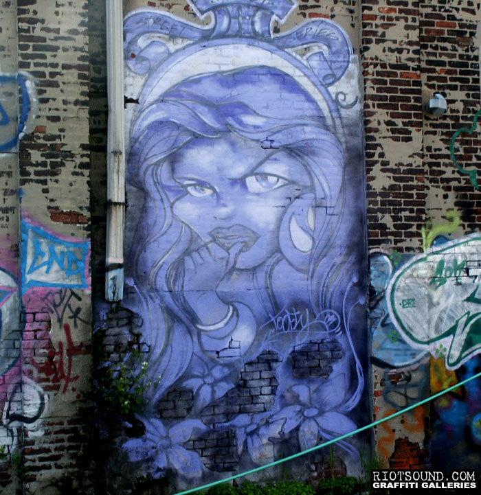 toofly graffiti