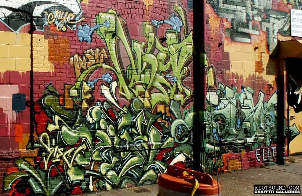 wildstyle Graffiti132