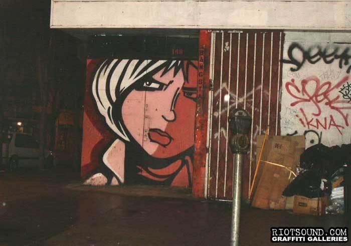 williamsburg Graffiti86