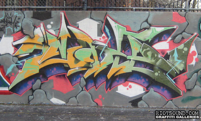 NYC Aerosol Art Hall Of Fame