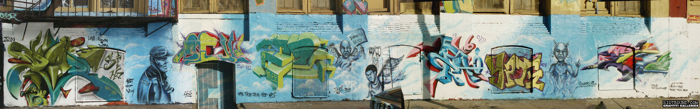 18 Graffiti Production