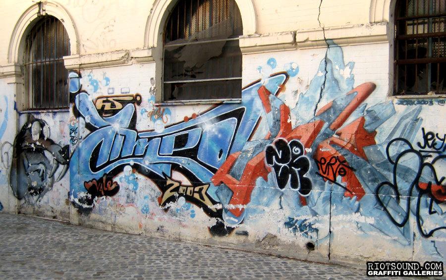 2003 Mural