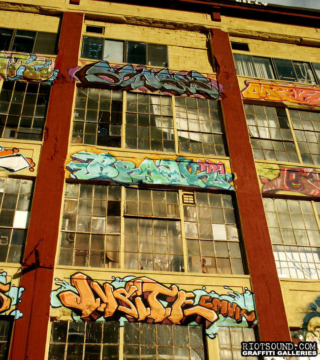 23 Painted Warehouse