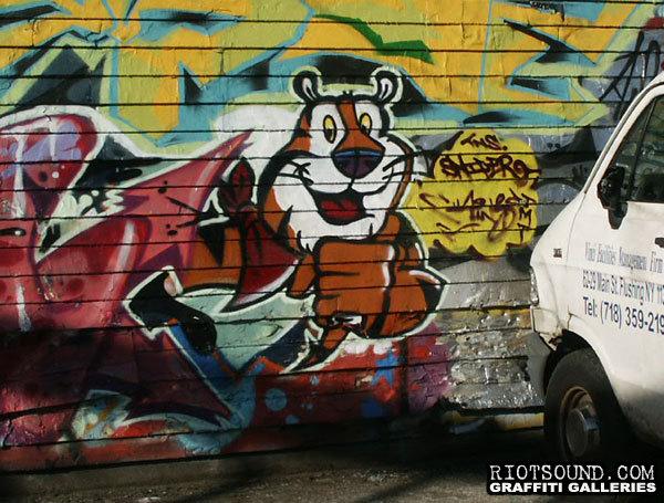 33 Tony The Tiger
