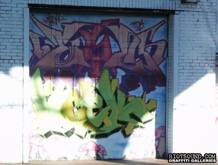 62 TD4 Graffiti
