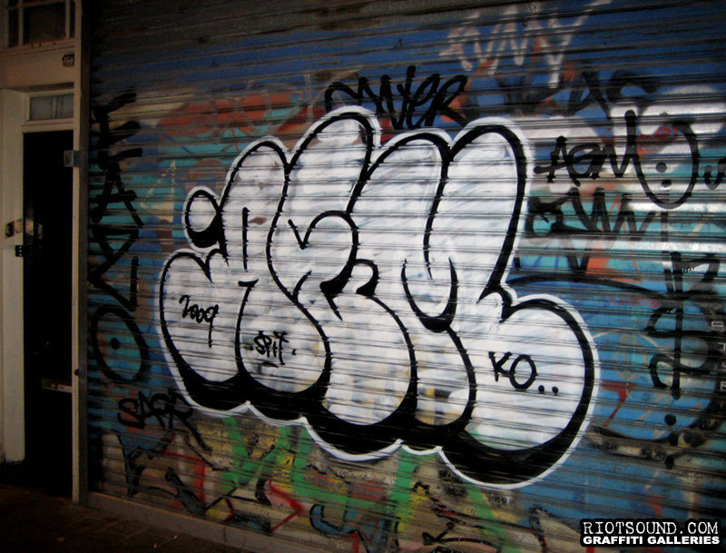 AEM Amsterdam Graffiti