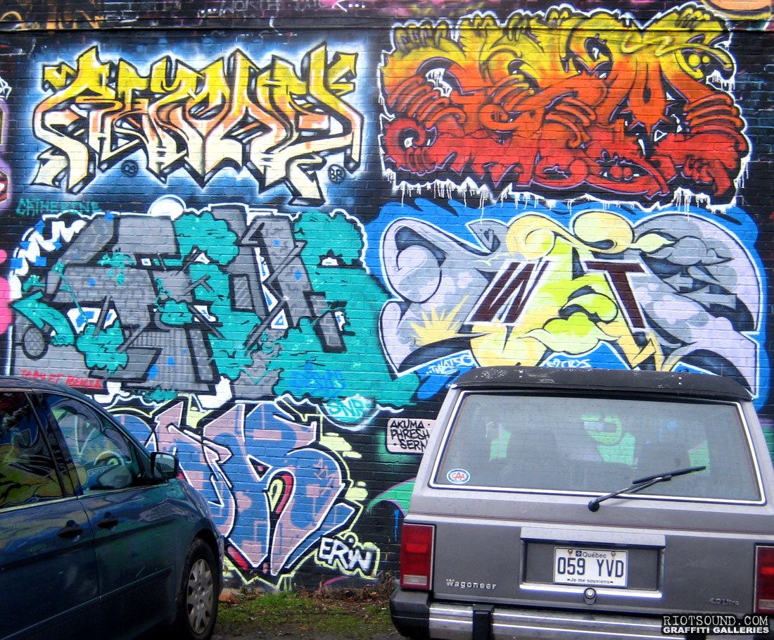 Aerosol Art Graffiti Burner