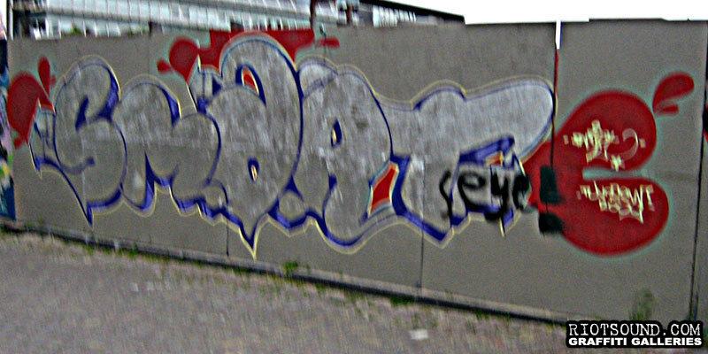 Amsterdam Street Graffiti