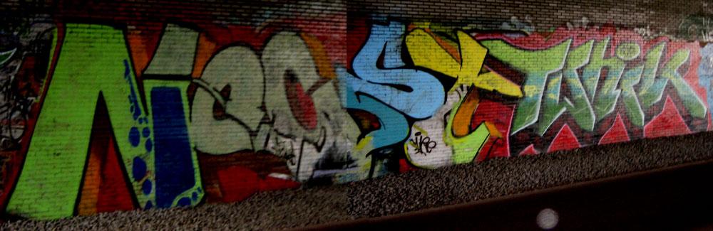 Art Under Bridge