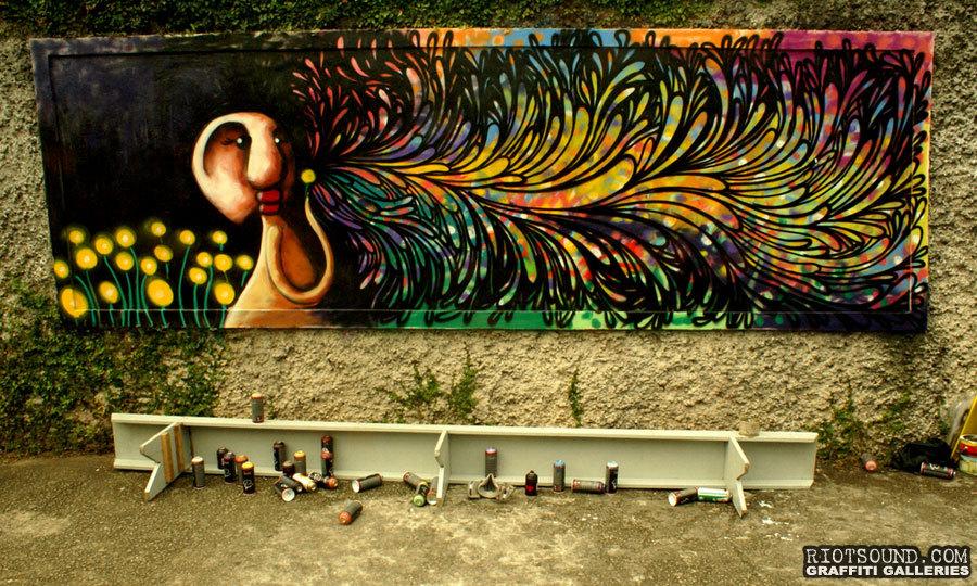 BIEETO Graffiti Arte 1