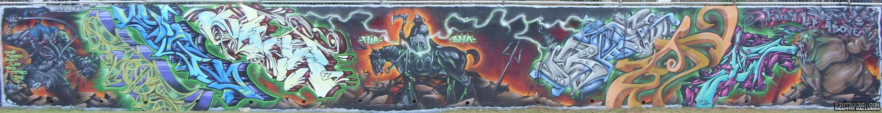 BNA FUA CREW Wall