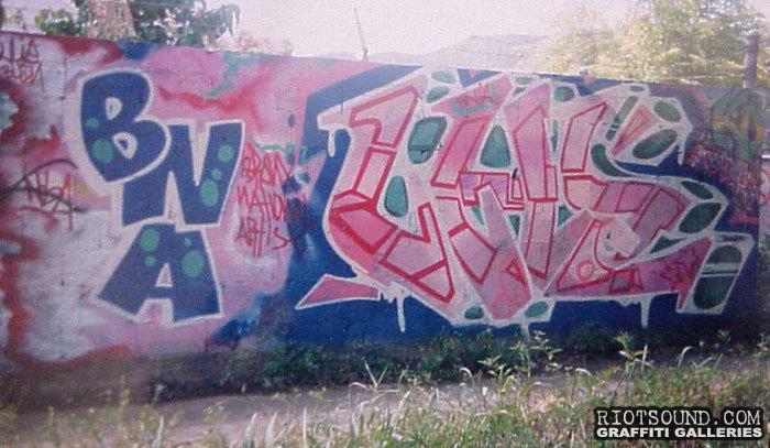 BNA Wall