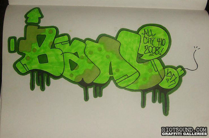 Baal All City 410