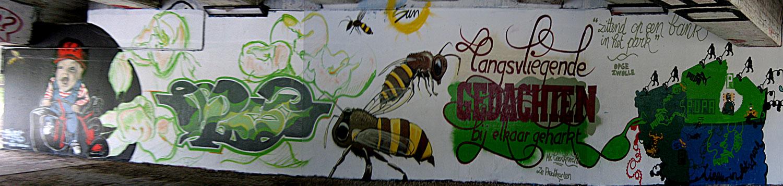 Belgium Graffiti Production