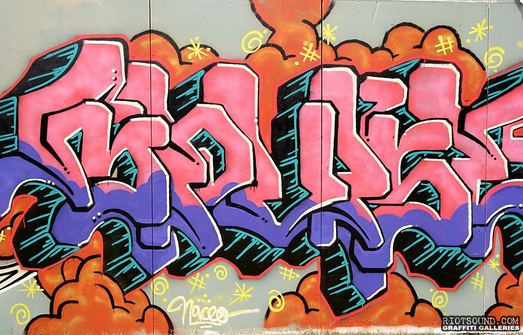 Birmingham Alabama Graff