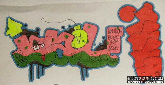 Blackbook Piece