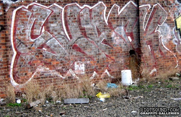 Brick Wall Piece